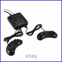 16 Bit Retro Mini MD Mega Drive Game Console 4K HDMI Output Built-in 168 Games