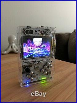 1UP Raspberry Pi Boy for Retro Games/Emulators with official Pi Inside