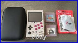 2021 LCL Pi4 Handheld Game Console Raspberry Pi CM4 For Retro Game Boy