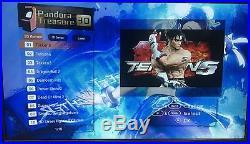 2200 Games Pandora's Box Treasure 3D+ Arcade Console Home Machine Retro HDMI