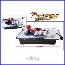 2323 Games Pandora Box Treasure 3D+ Arcade Console Machine Retro Video Game