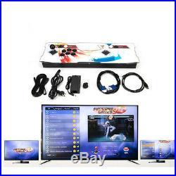 2448 Games in 1 Pandora's Box 3D Retro Video Games Arcade Console WIFI Download