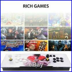 2448 in 1 3D Pandora's Box Key 7 Retro 2 Players Games Arcade Machine Console