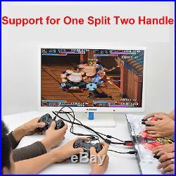 2650 Game Pandora Treasure II 3D Retro Video Arcade Console Machine Double Stick