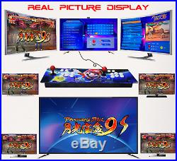 3160 Games Retro Video Game Arcade Console HDMI Pandora Treasure's Box 9s Double