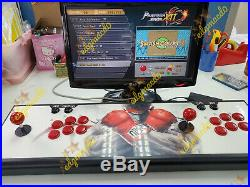 3188 Games Separable Pandora's Box 12 Retro Arcade Console Machine