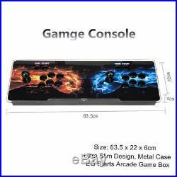3188 In 1 3D/2D Pandora's Box 12 Retro Home Game Players Arcade Console 1280P HD