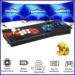 3188 In 1 Pandora's Box 12 Retro Game Split 4 Players Arcade Console HD VGA HDMI