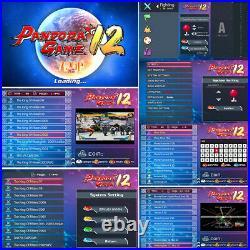 3400 in 1 Pandora-s Games Retro Arcade Classical Video Gaming Console VGA For PC