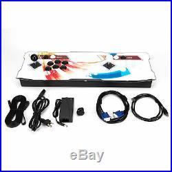 3D Pandora Box Fashion Retro Game Console Double Stick Classic Video Games Split