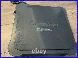 3DO REAL FZ-1 Console System Panasonic Retro game console Used Work Tested Japan