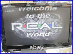 3DO REAL FZ-1 console Panasonic game console controller Vintage retro black Junk