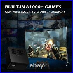 4K Super Console X Mini PC Retro Video Game Console PS1/PS2/WII/N64/DC/MAME/SEGA