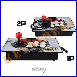 5555 Games Separable Pandora's Box 13 Retro Arcade Console Machine Double Sticks