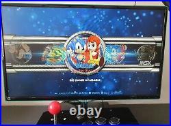 ARCADE SYSTEM (20,000+ RETRO GAMES) RETROPIE RASPBERRY PI4B 4GB RAM 64gb
