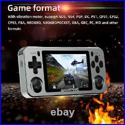 Anbernic RG351M Handheld Retro Video Game Console 64/128GB 2500/10000 Games Wifi