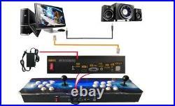 Arcade Video Game Console Pandora Box TT 3160 in 1 FULL METAL CONSOLE RETRO UK