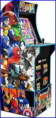Arcade1Up Marvel vs Capcom Retro Arcade Gaming Cabinet Console Nov. Pre-Order