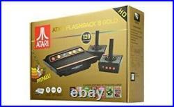 Atari Flashback 8 Gold Deluxe HD 40th Anniversary Release -120 Retro Games