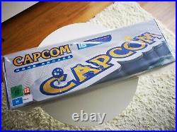 Capcom Home Arcade Console with 16 Retro Classics Games Brand New Sealed