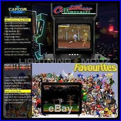 Classic Retro Games Console 272GB HDMI Arcade Machine- 10,000 in total