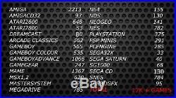 Classic SUPERFAST Retro Games Console 292GB HDMI Arcade Machine