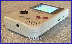 Console Nintendo Game Boy fat originale backlight rétro-éclairée Gameboy