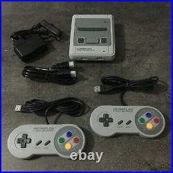 Console Retro Gaming Raspberry Pi 3B+ Look Super Nintendo / Super Nes