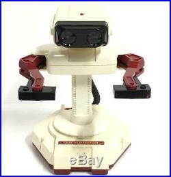 FAMILY COMPUTER ROBOT HVC-012 FAMICOM NINTENDO RETRO Game Japan Rare