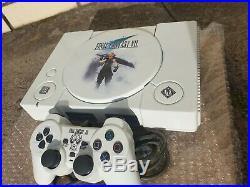 Final Fantasy VII Playstation 1 MOD CHIP REGION FREE