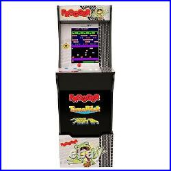 Frogger Arcade1up Game Riser Light Up Marquee Retro Cabinet 3 Games Arcade NEW