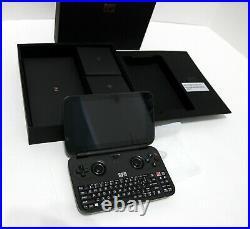 GPD WIN Handheld Game Console X7 Z8750 Windows10 4GB/64GB Emulated Retro Games