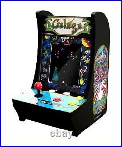 Galaga 88 Countertop Arcade1up Mini Retro Tabletop Color Arcade Game Countercade