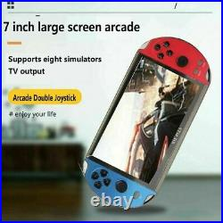 Game Consoles X12 Plus 7 16GB Retro Handheld Portable Games Video Console