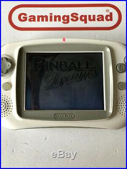 Game Park GP32-001 Retro Handheld Games Console with 128mb Game Card
