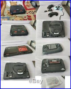Games + Console Collection RETRO BULK BUNDLE DEAL NEO GEO SEGA NINTENDO ATARI