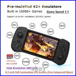 HDMI Output Raspberry Pi CM-3L GP430 Retro Game Console 4.3 IPS Retropie OS Wifi