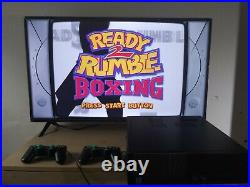 Home Retro Gaming Arcade PC PS1, PS2, GAMECUBE, N64