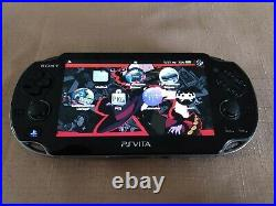 Homebrewed PS Vita 1000 64GB with Every PS Vita Game and 10,000+ Retro Games