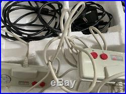 House Clearance Amstrad GX4000 Retro Classic Rare Games Console 2 Control Pads