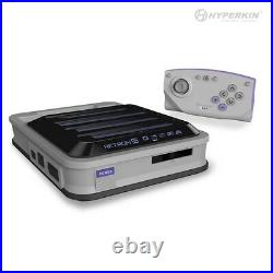 Hyperkin RetroN 5 Retro Video Gaming System Console Gray Newest Edition