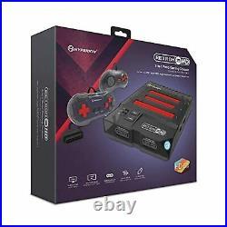 Hyperkin Retron 3 HD 3-IN-1 Retro Gaming Console Brand New 6E