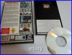 Jeu video vintage retro console Sega Saturn Guardian Heroes 100 % complet
