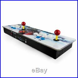 Joy Stick Game Console 1500 Retro Video Games Double Player HDMI USB VGA Speaker