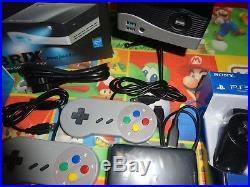 Mini Projector PC Retro Pie Console PS1 Nintendo Gamecube 64 DS Sega 32x CD 3d0