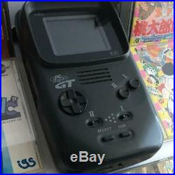 NEC PC ENGINE GT CONSOLE retro game 7 soft USED JUNK free shipping vintage