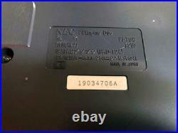 NEC PC-Engine DUO Turbo Duo Console System PI-TG8 retro game Used