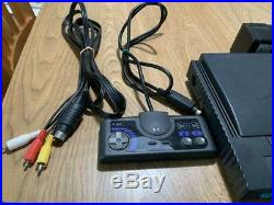 NEC PC-Engine DUO Turbo Duo Console System PI-TG8 retro game Used Courier Black