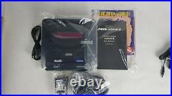 NEW Sega Mega Drive 2 Console 16-Bit Video System Japan Retro Vintage Game RARE
