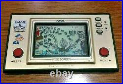NINTENDO GAME & WATCH POPEYE PP-23 GAME AND WATCH Used Tested Retro Game device